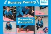 Measuring-footprints