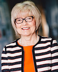 Janet Huscroft