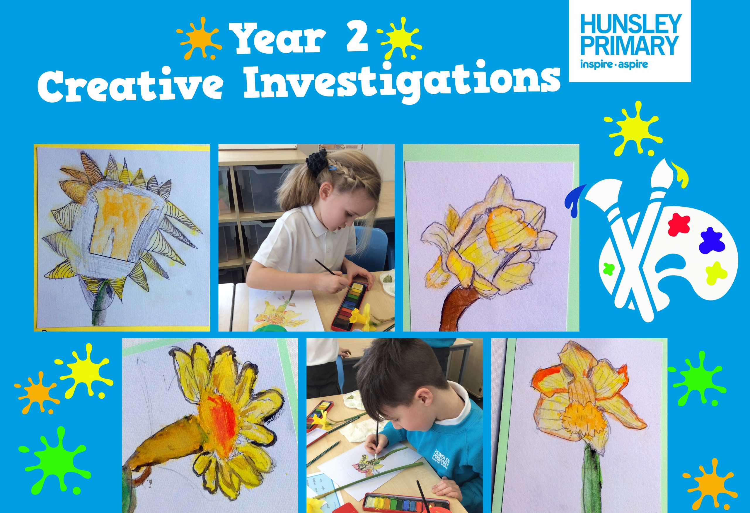 Y2 Creative Investigations