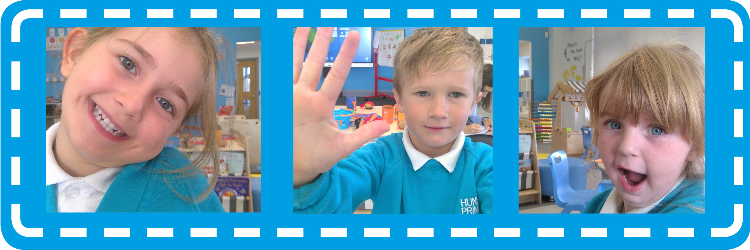 welcome to EYFS