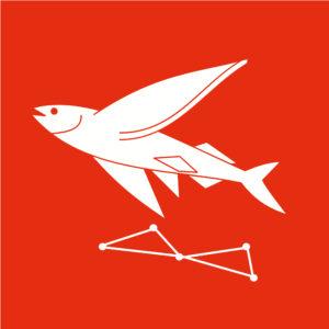 Flyting fish