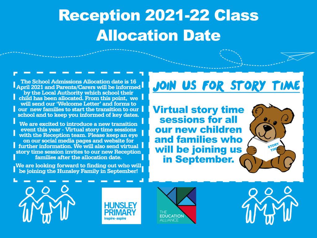 allocation date
